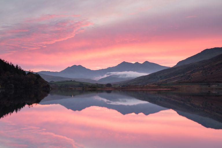 Snowdon View - Snowdonia