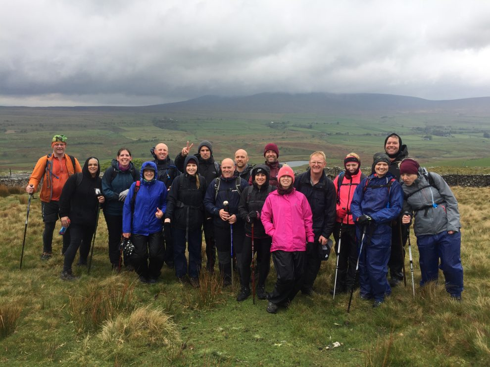 Yorkshire Three Peaks group guided walk