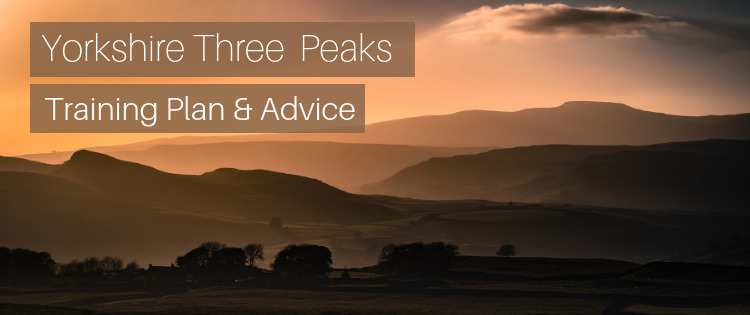 Yorkshire Three Peaks Training Plan & Advice