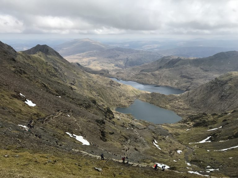 Snowdon Daytime Guided Walk