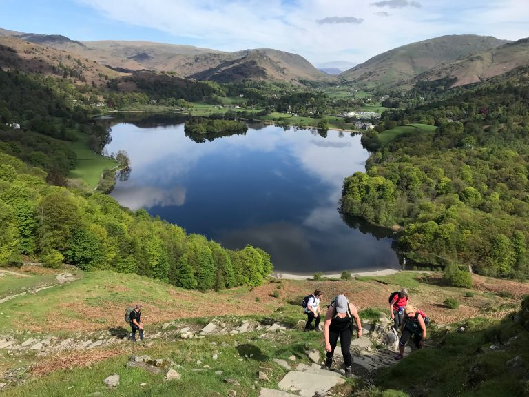 Grasmere & Langdale Guided Walk