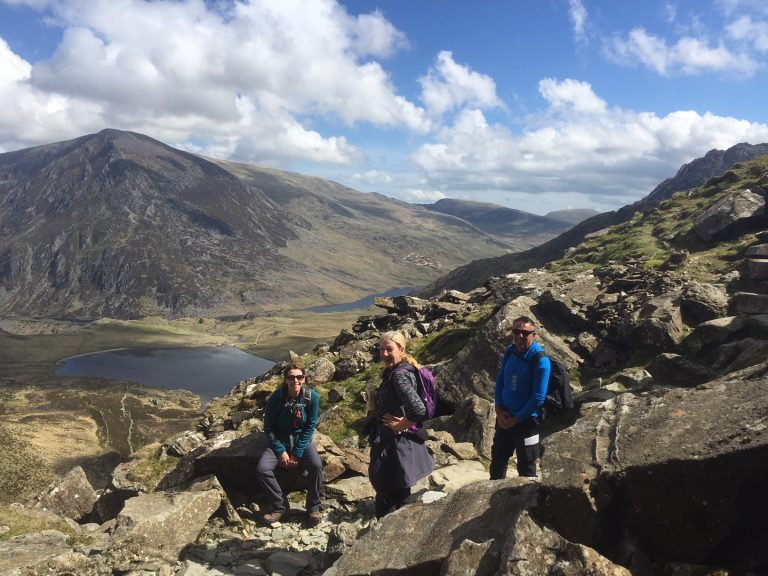 Hillwalking Workshop Snowdonia
