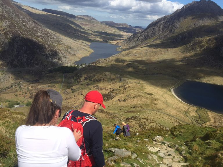 Hillwalking Workshop - Glyderau Snowdonia