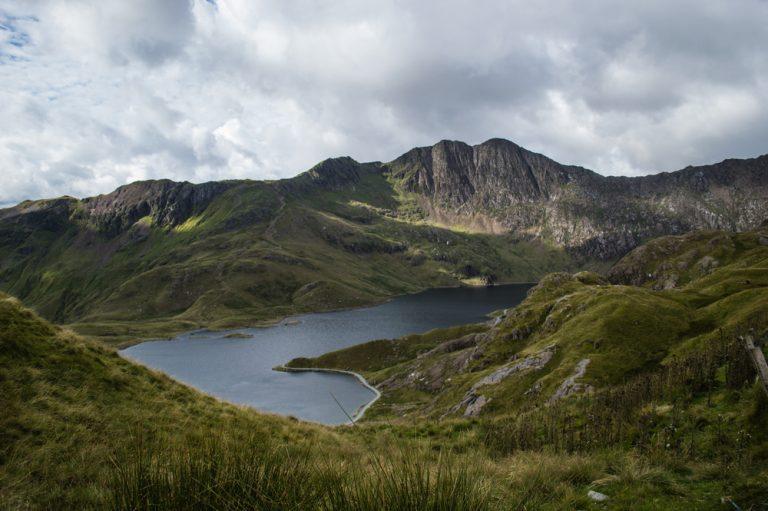 Pyg Track, Snowdon, Snowdonia