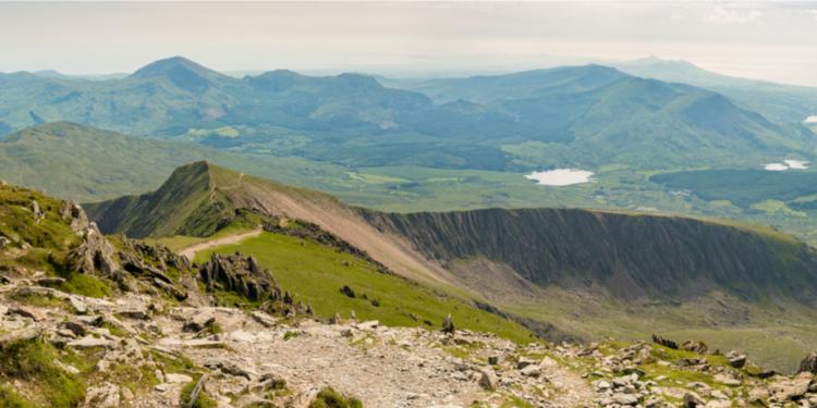Snowdon Routes: Rhyd Ddu