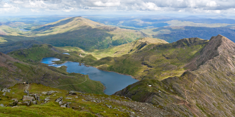 Snowdon Routes: Watkin Path