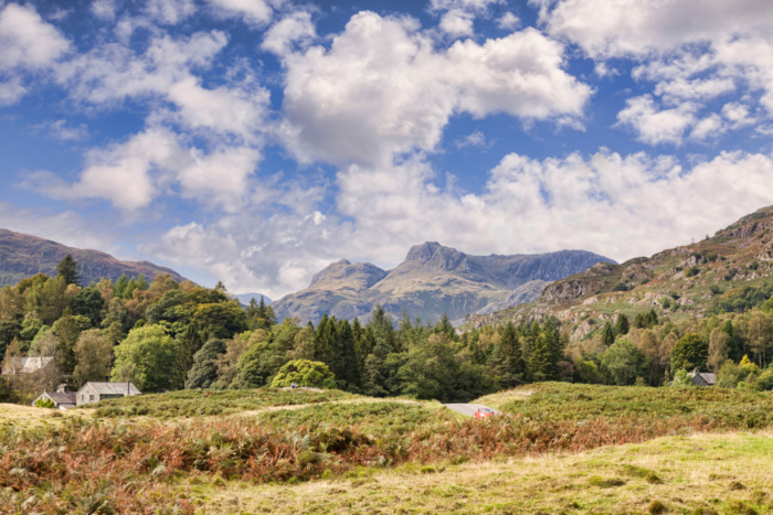 Langdale Pikes and Langdale Valley Guided Walk
