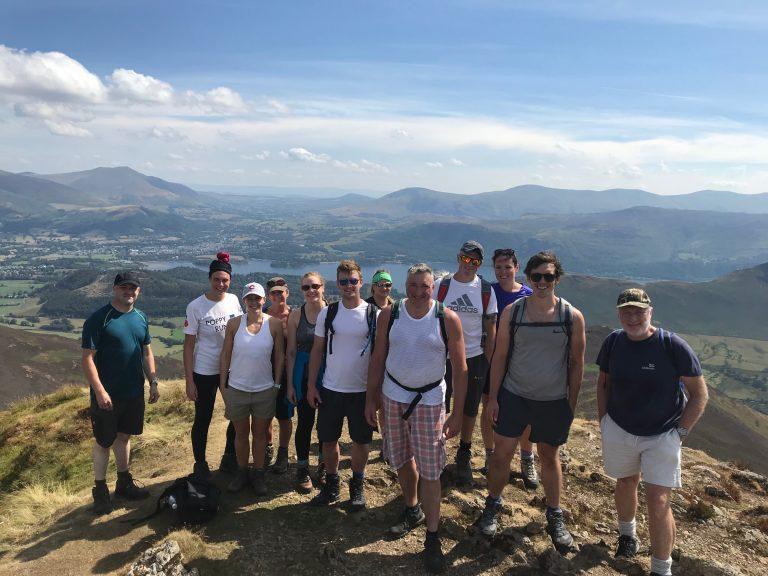 Coledale 10 Peak Challenge