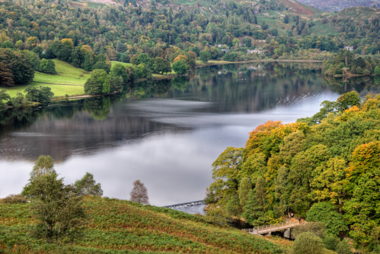 Grasmere Lake Walk