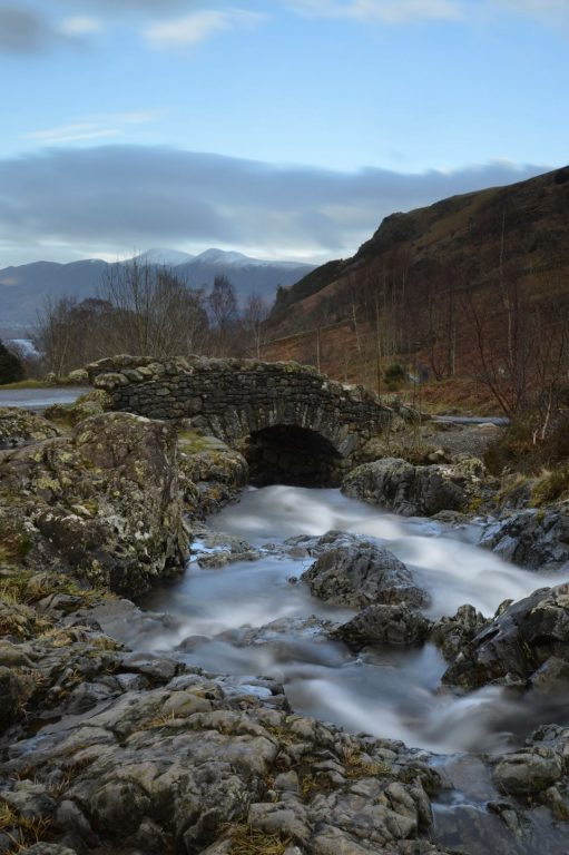 Ashness Bridge Lake District