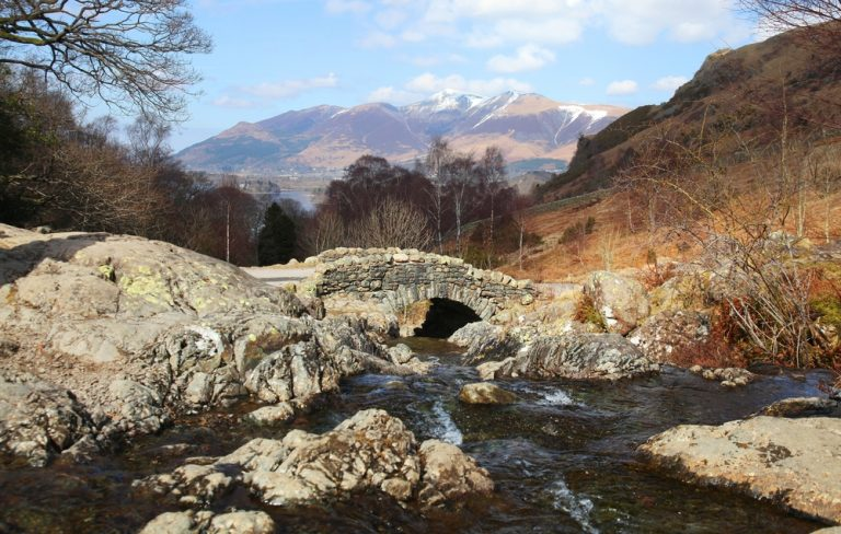 Ashness Bridge, Derwent Water, Keswick