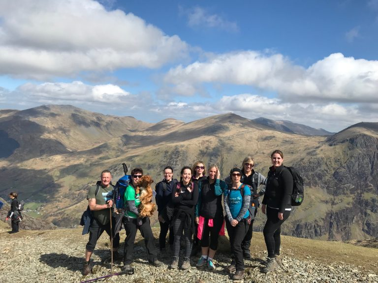 Snowdon guided walk