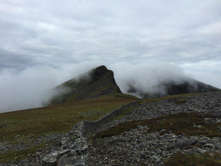 Nantlle Ridge: Y Garn to Mynydd Dress-y-coed
