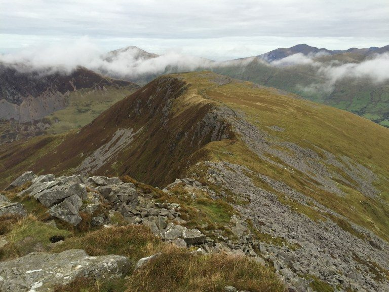 Nantlle Ridge View