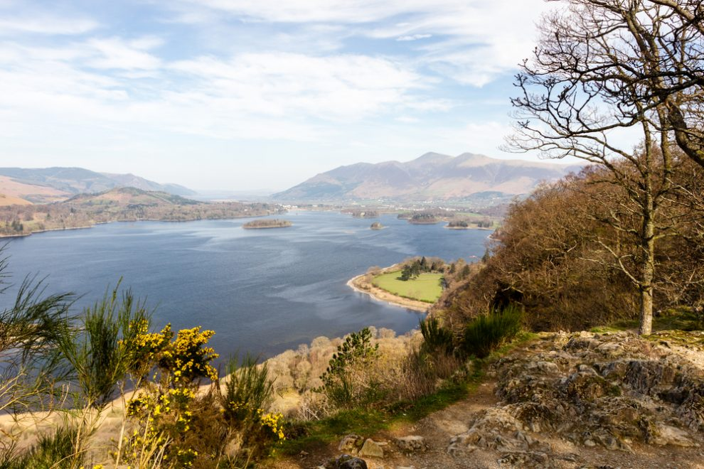 Surprise View and Derwent Water