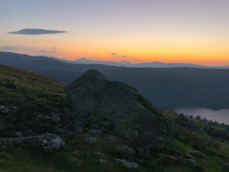 Helvellyn guided walk